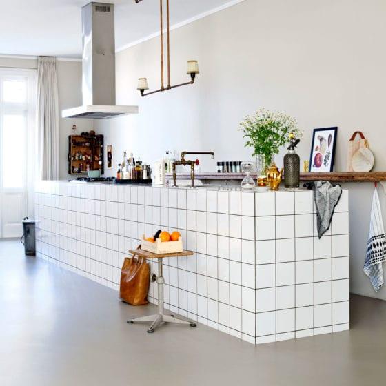 Wonen keuken Urban velvet