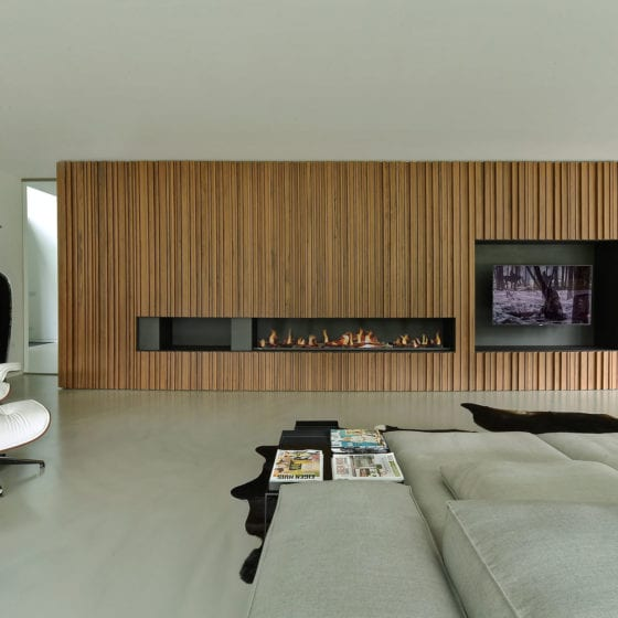 Living Concrete woonkamer