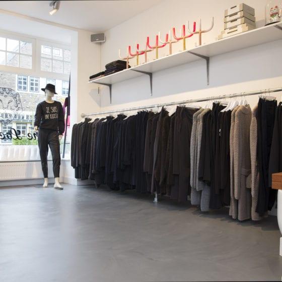 DRT Corestone kledingwinkel shop