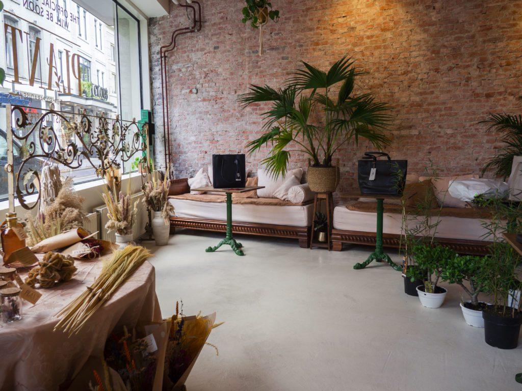 Plant Den Bosch interieur